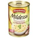 Hengstenberg Mildessa wine sauerkraut with smoked bacon