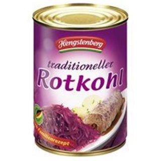 Hengstenberg Mildessa Rotkohl 314 ml