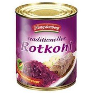 Hengstenberg Mildessa Rotkohl 850 ml