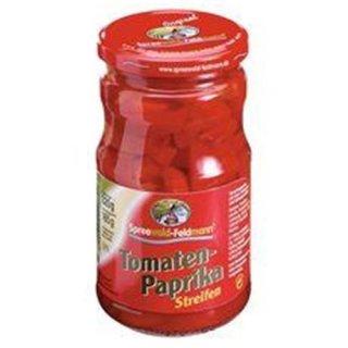 Spreewald-Feldmann Tomaten Paprika