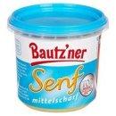 Bautzner mustard medium hot