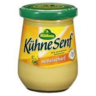 Kuehne Mustard medium hot