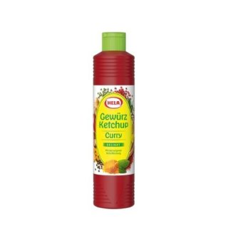 Hela Curry spicy ketchup delicate
