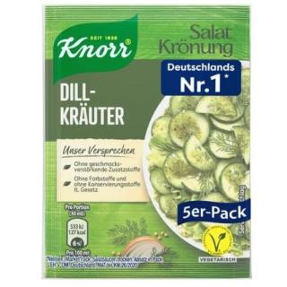 Knorr Salatkrönung Dill- herbs