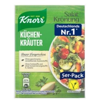 Knorr Salatkrönung kitchen herbs