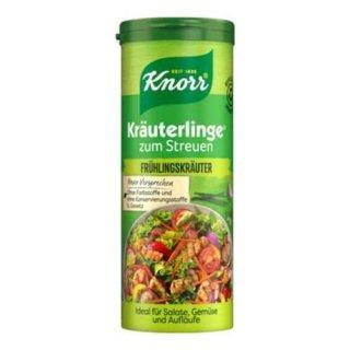 Knorr Kräuterlinge spring herbs