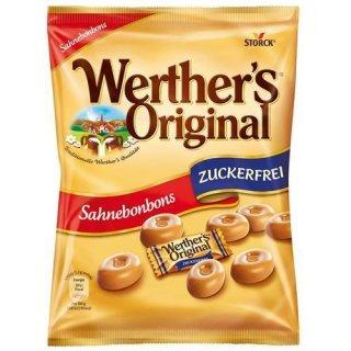 Werthers original sugar-free