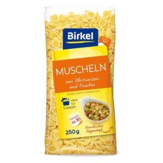 Birkel No. 1 Muscheln