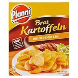 Pfanni fried potatoes