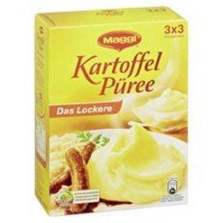 Maggi Kartoffelpüree Das Lockere