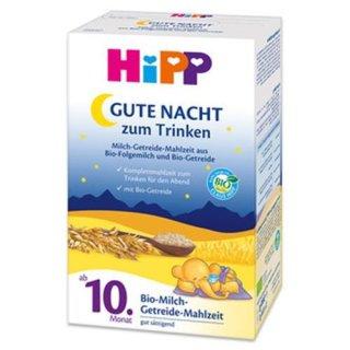 HiPP Gute Nacht! Bio-Milch-Getreide