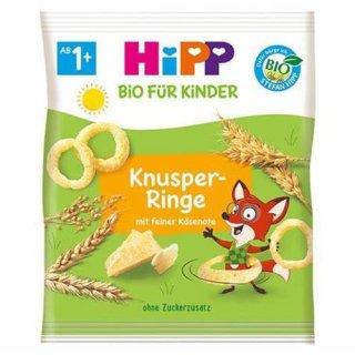 HiPP BIO Crunchy Rings