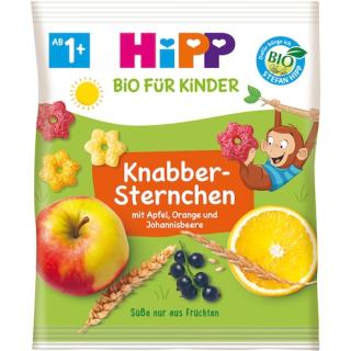 HiPP BIO snack star with fruits