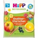 HiPP Bio Knabber-Sternchen mit Früchten
