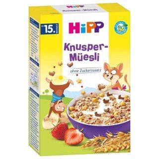 HiPP Bio Kinder Knusper-Müsli