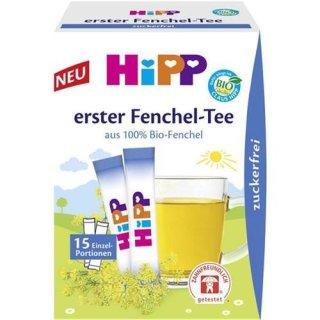 HiPP Bio erster Fenchel-Tee