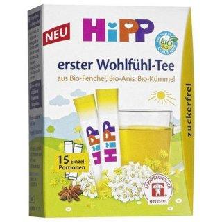 HiPP Bio erster Wohlfühl-Tee
