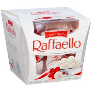 Ferrero Raffaello - German Coconut Sweets - Without Chocolate