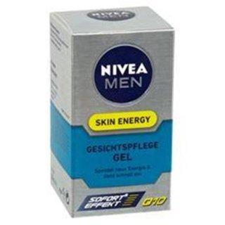 Nivea Men Active Energy Gesichtspflege Gel