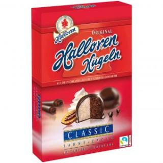 Halloren Kugeln Classic | Deutsche Schokoladenkugeln