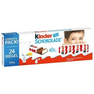 Kinder Chocolate Big Box - Large pack of German childrens chocolate