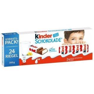 Kinder Schokolade 300g | Große Packung deutscher kinderschokolade