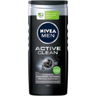 Nivea Men Duschgel Active Clean