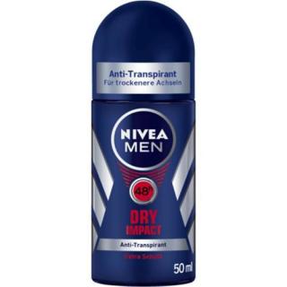 Nivea Men Deo Roll On Antitranspirant Dry Impact