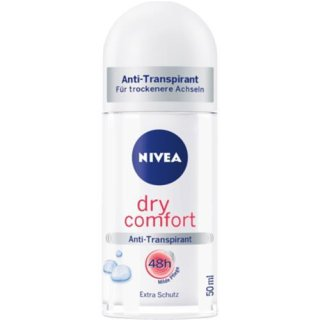 Nivea Deo Roll On Antitranspirant Dry Comfort