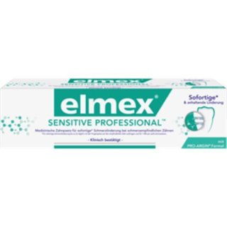 elmex Zahnpasta Sensitive Professional