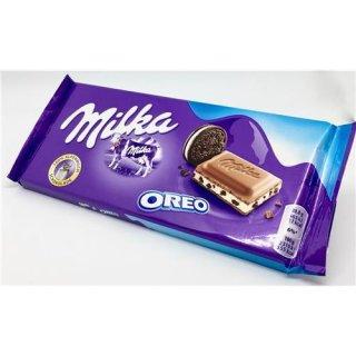 Milka Oreo - German Chocolates - Biscuit Chocolate