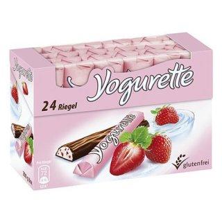 Yogurette Big Box |  Deutsche Schokoladen | Joghurt | Sommer-Schokolade