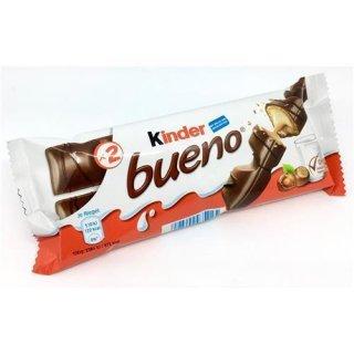 Kinder Bueno 2er bars - Waffles With German Chocolate