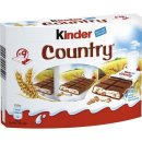 Kinder Country 9s Box - German Chocolate With Cereals