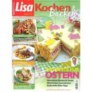 Lisa Kochen + Backen