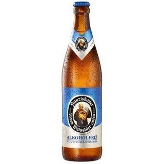 Franziskaner Hefe Weißbier alkoholfrei