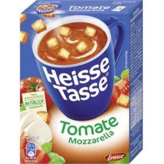 HEISSE TASSE Tomaten Mozzarella