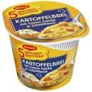 Maggi 5 Minuten Terrine Kartoffelbrei mit Creme fraiche...
