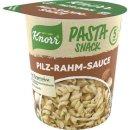 KNORR Pasta Snack Pilz Rahm Sauce