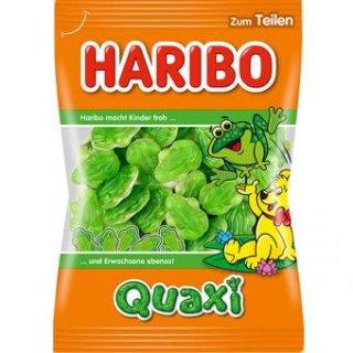 Haribo Quaxi Frösche