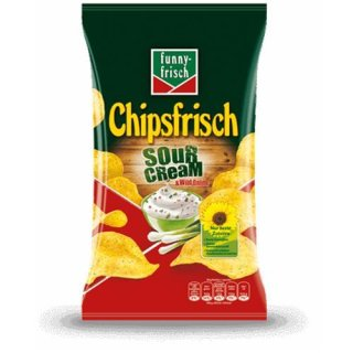 Chipsfrisch Sour Cream & Wild Onion