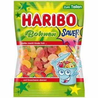 Haribo FIZZ Sauer Bohnen