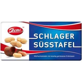 Zetti Schlager Süsstafel