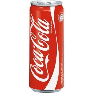 Coca Cola Dose 0,33