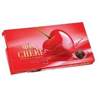 Ferrero Mon Cheri chocolates 15 pack