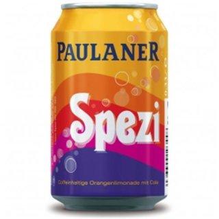 Paulaner Spezi Dose 0,33