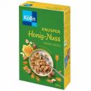 Kolln cereals Crunchy honey-nut