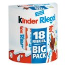 Kinder Riegel 18 bars