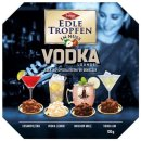 Edle Tropfen in Nuss Vodka Lounge