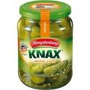 Hengstenberg Knax Gewürzgurken mild süss 720ml